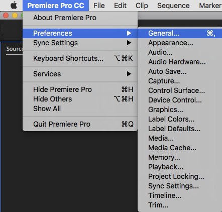 Troubleshooting Premiere Preferences and Hardware – 2 Pop