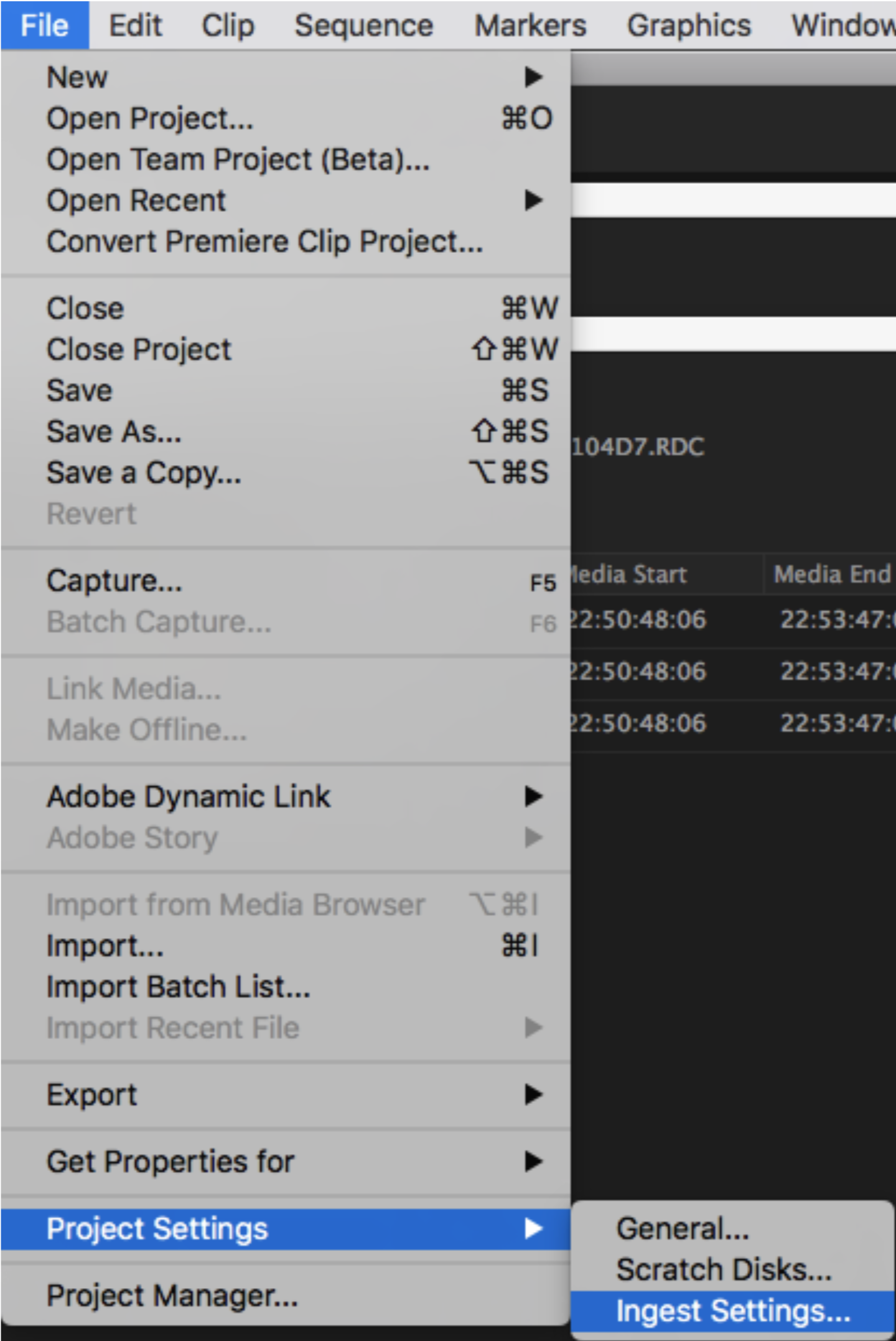 Working with Proxies in Premiere – 2 Pop