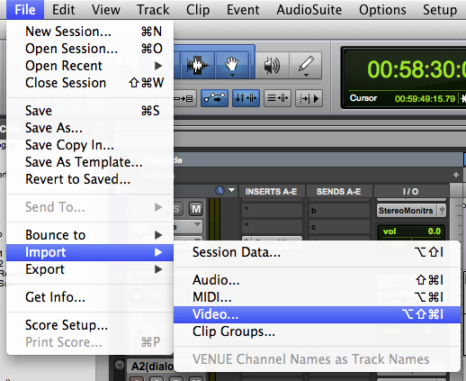 Moving from Premiere Pro CC to Pro Tools – 2 Pop