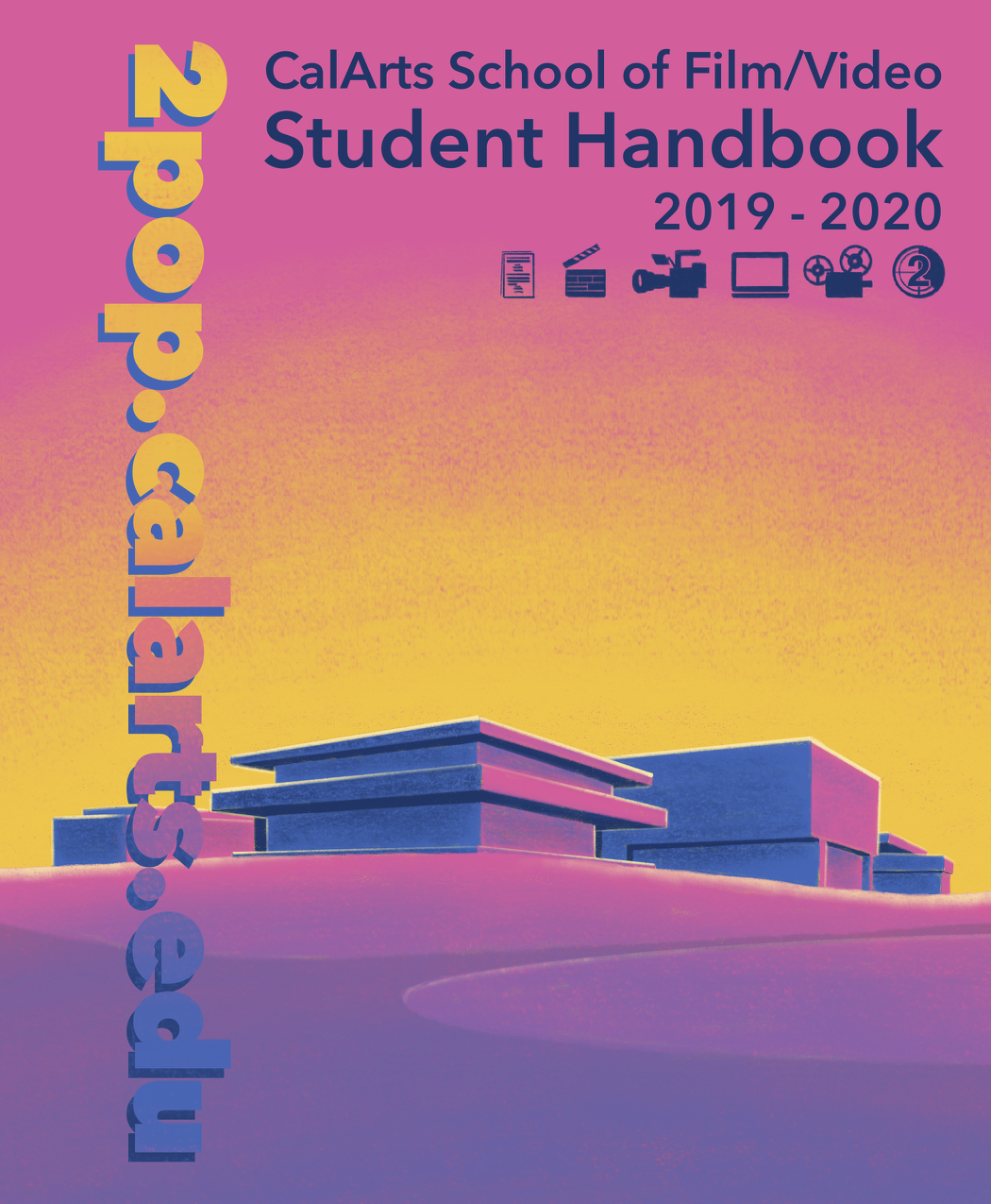 Student Handbook Cover 2019-2020